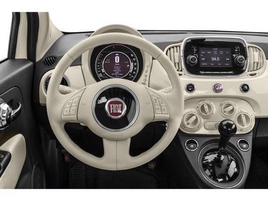 2019 Fiat 500 Pop In Dothan Al Chrysler Dodge Jeep Ram