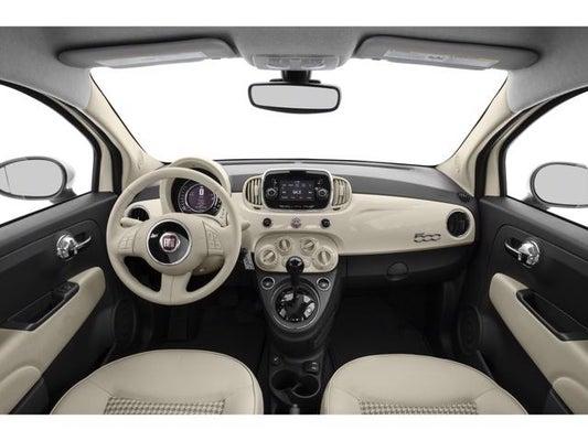 Fiat 500 Pop >> 2019 Fiat 500 Pop